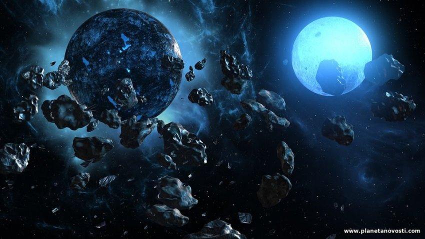 Новая тайна Вселенной: космос за пределами Солнечной системы плотнее