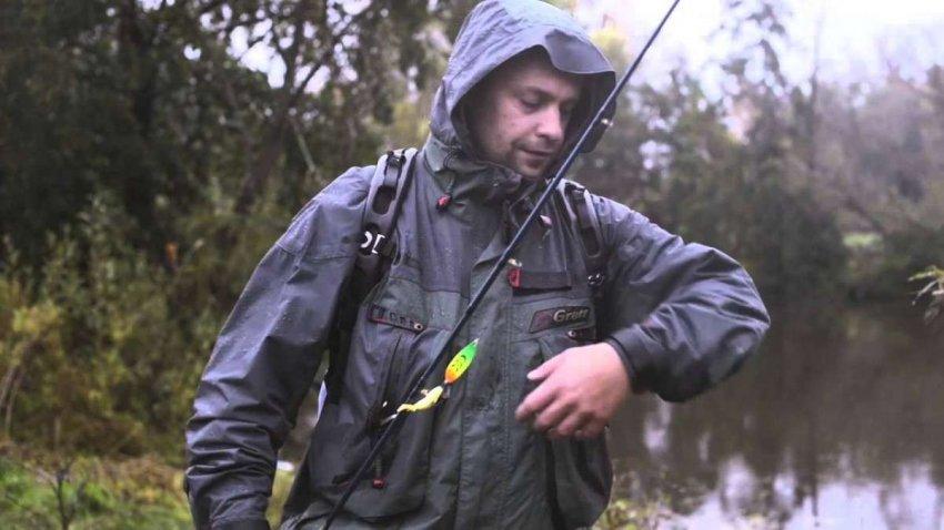 Рейтинг демисезонных костюмов для рыбалки