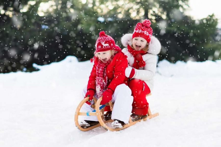 ТОП 10 детских зимних курток