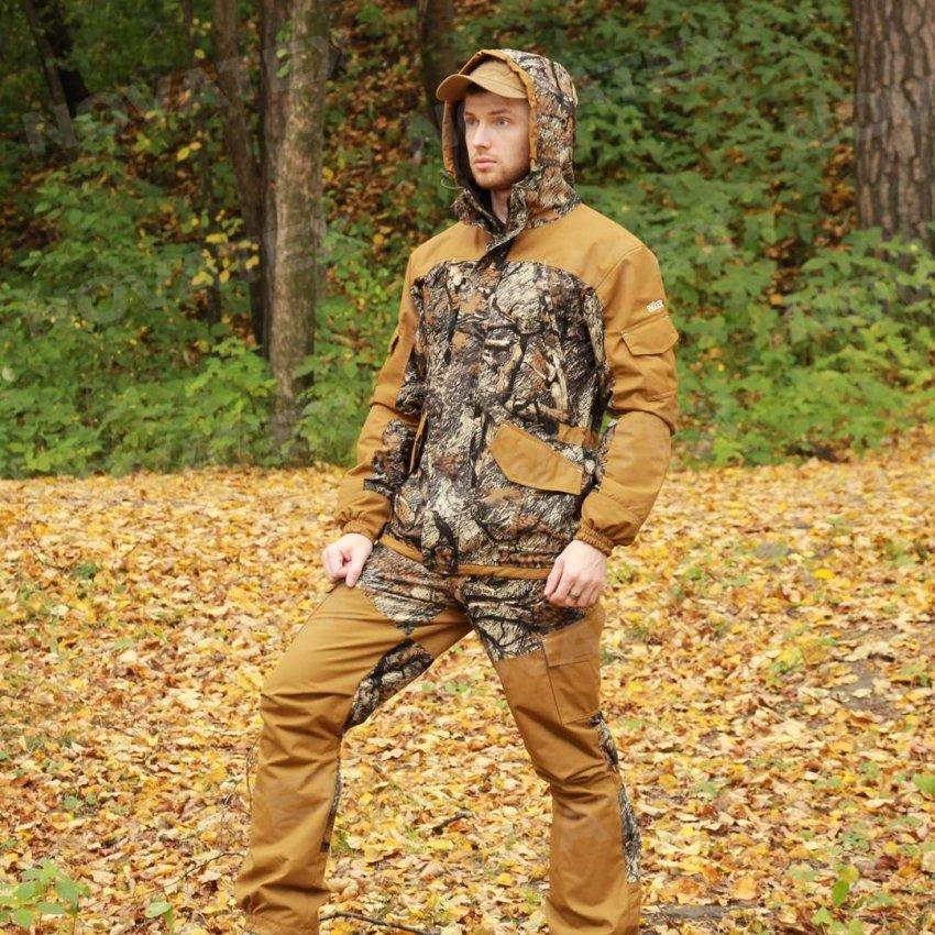 ТОП 10 демисезонных костюмов для охоты