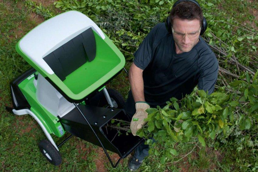 Обзор лучших электрических садовых измельчителей