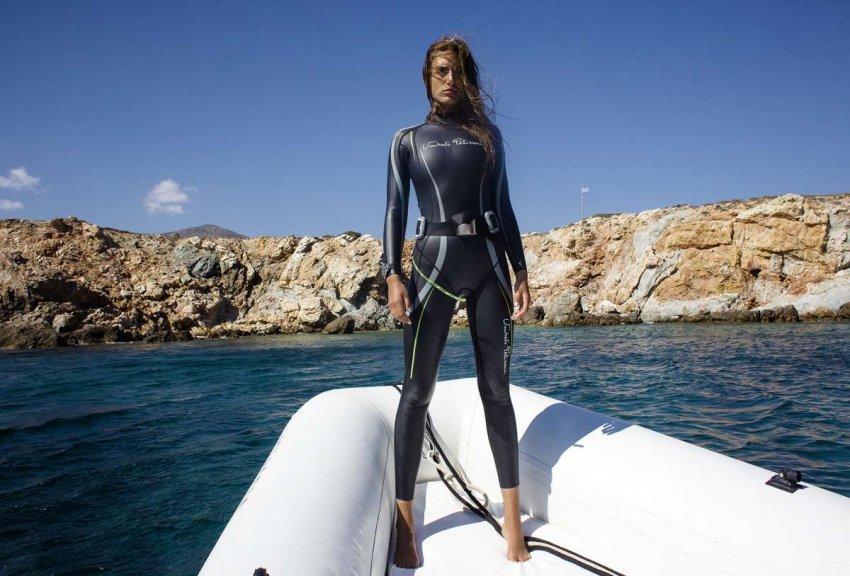 Обзор на самые лучшие подводные костюмы