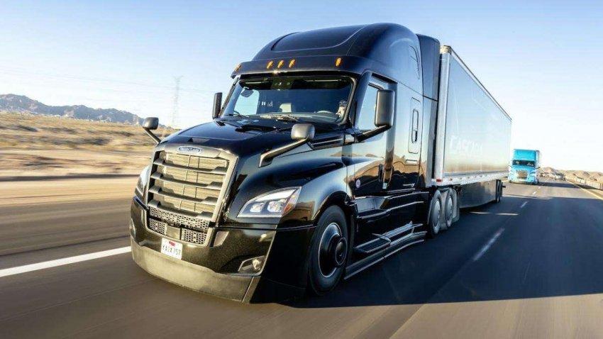 Waymo и Daimler разрабатывают беспилотные развозные грузовики