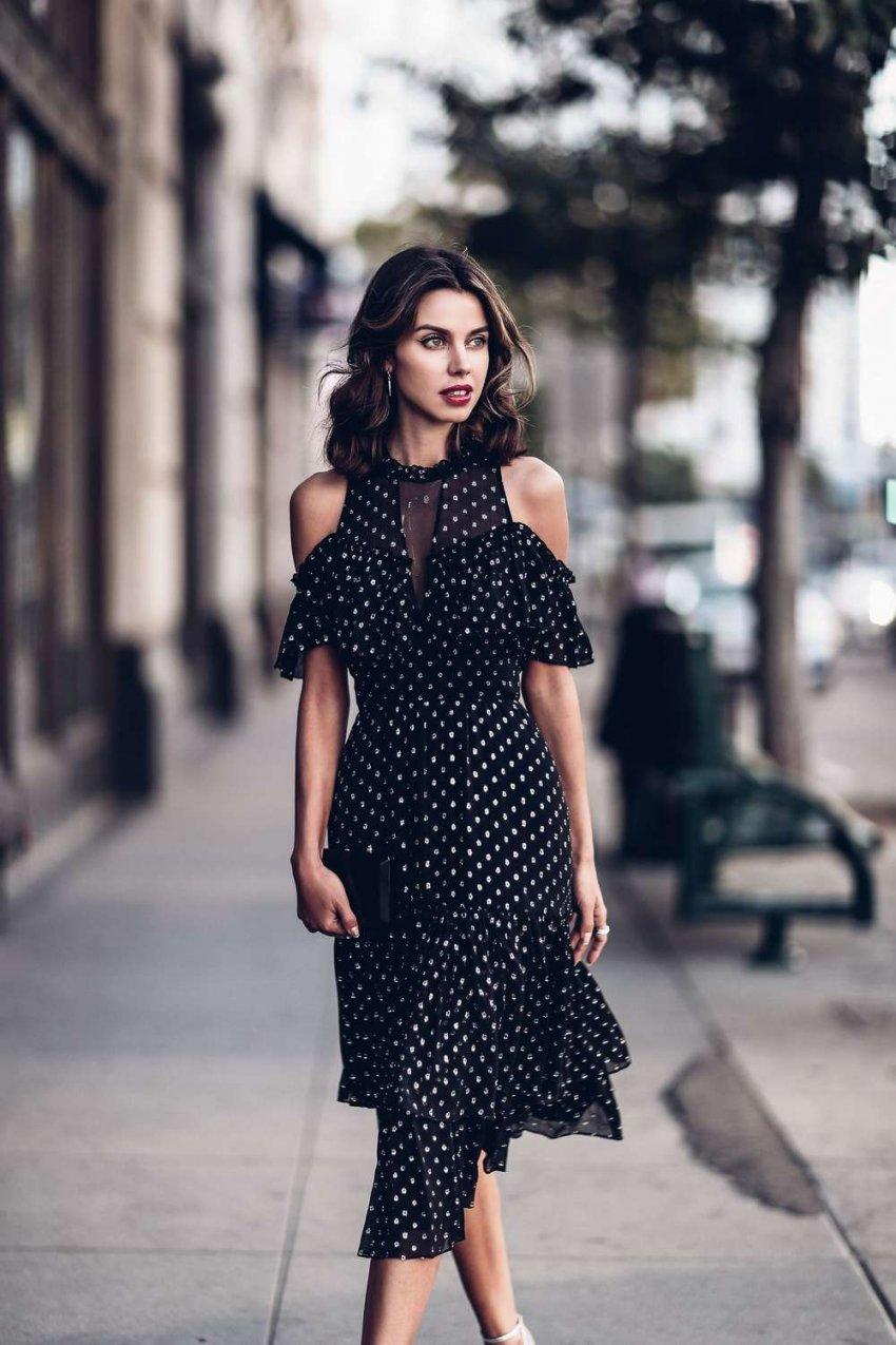 Обзор на лучшие модные платья хорошего качества