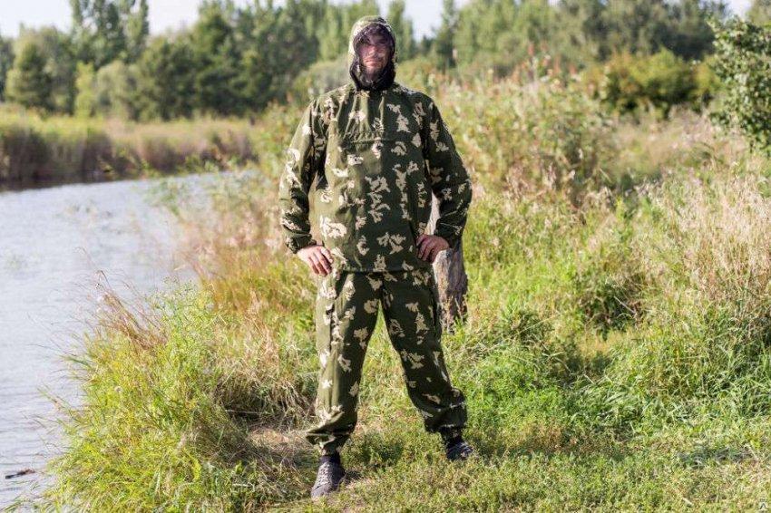 Рейтинг наилучших костюмов для рыбалки