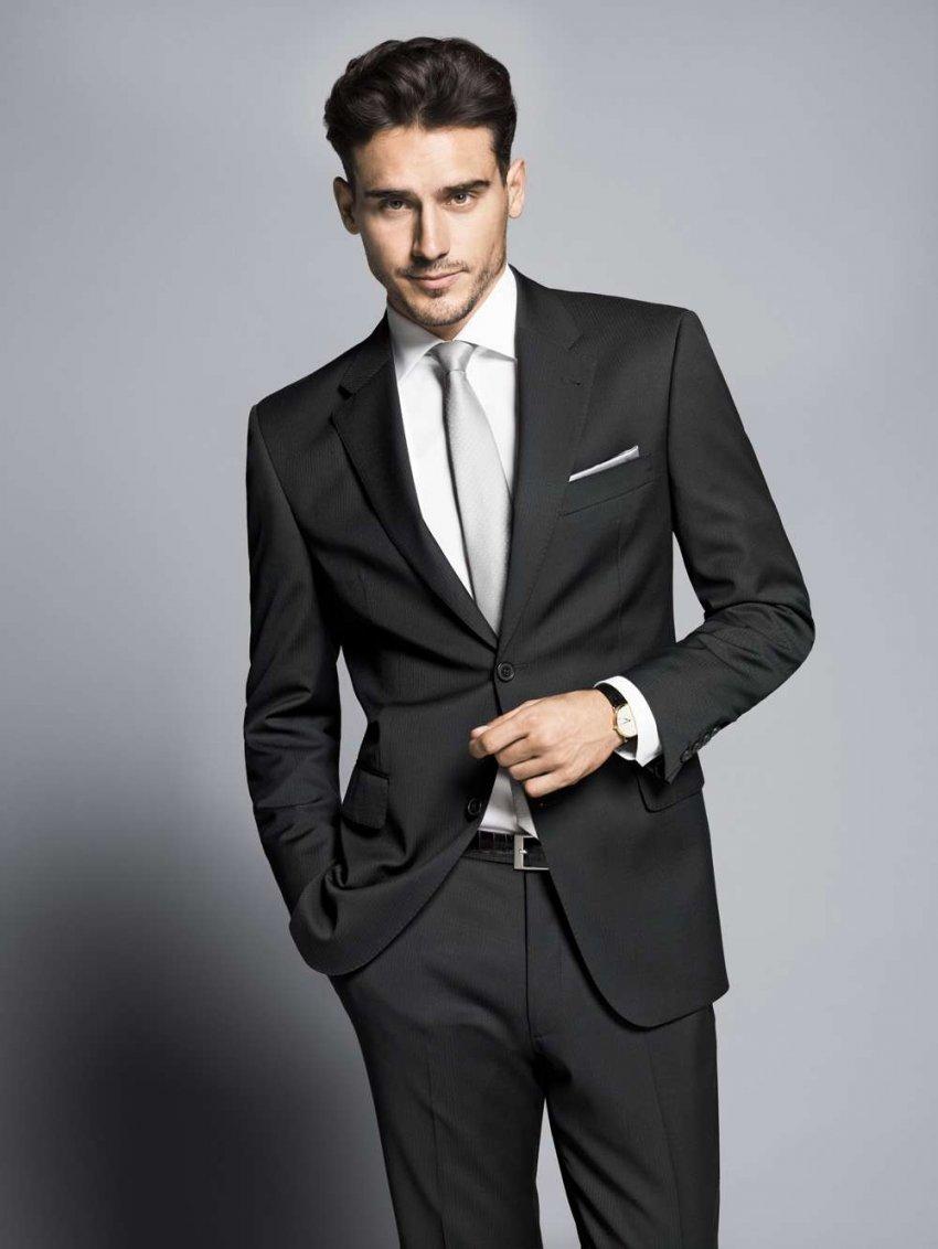 ТОП 10 деловых костюмов для мужчин
