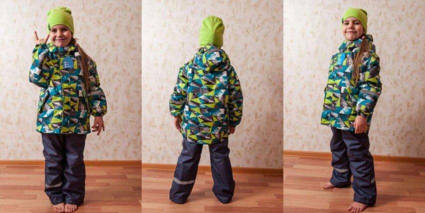 Мембранные костюмы для детей. Топ предложений рынка