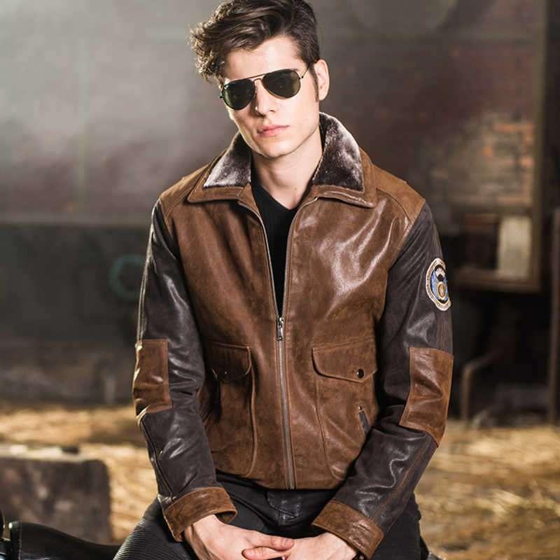 ТОП 10 лучших моделей мужских кожаных курток на сезон 2020 года
