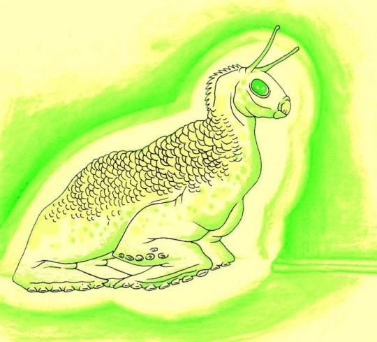 Загадка гибридного существа с Лысой горы