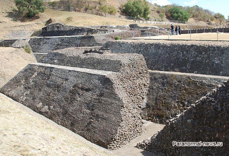 Допотопный гигант построил самую большую пирамиду в мире