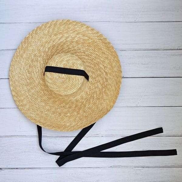 ТОП 5 соломенных шляп