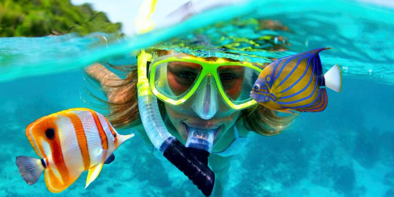 ТОП 10 масок для плавания под водой
