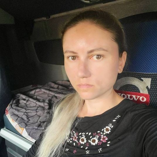 Зачем русские женщины идут в дальнобойщики?