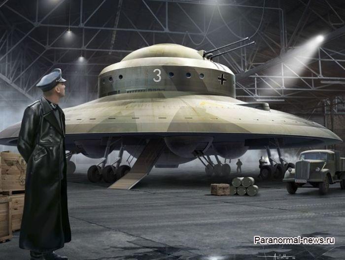 Тайны Третьего Рейха: История Марии Оршич, улетевшей с Земли на космическом корабле - Паранормальные новости