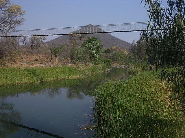 Странное существо, живущее под мостом в Зимбабве, утаскивает под воду людей - Паранормальные новости