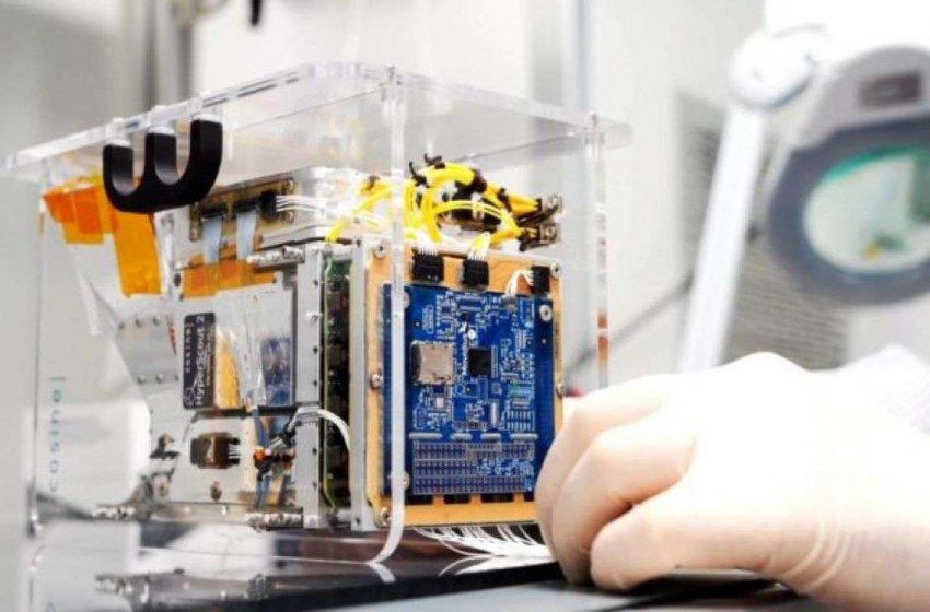 Европейское космическое агентство ESA запустило первый куб-спутник с искусственным интеллектом