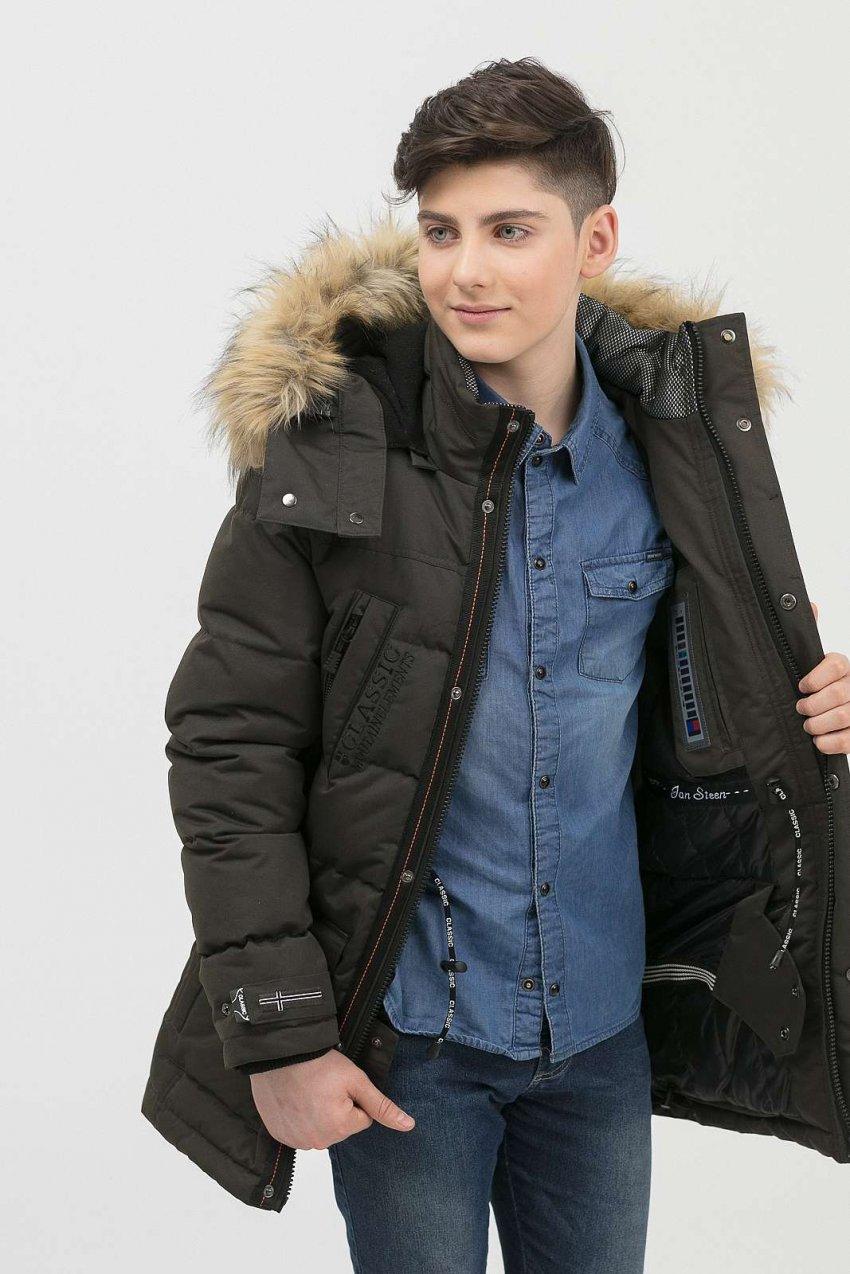 ТОП 10 курток для подростков