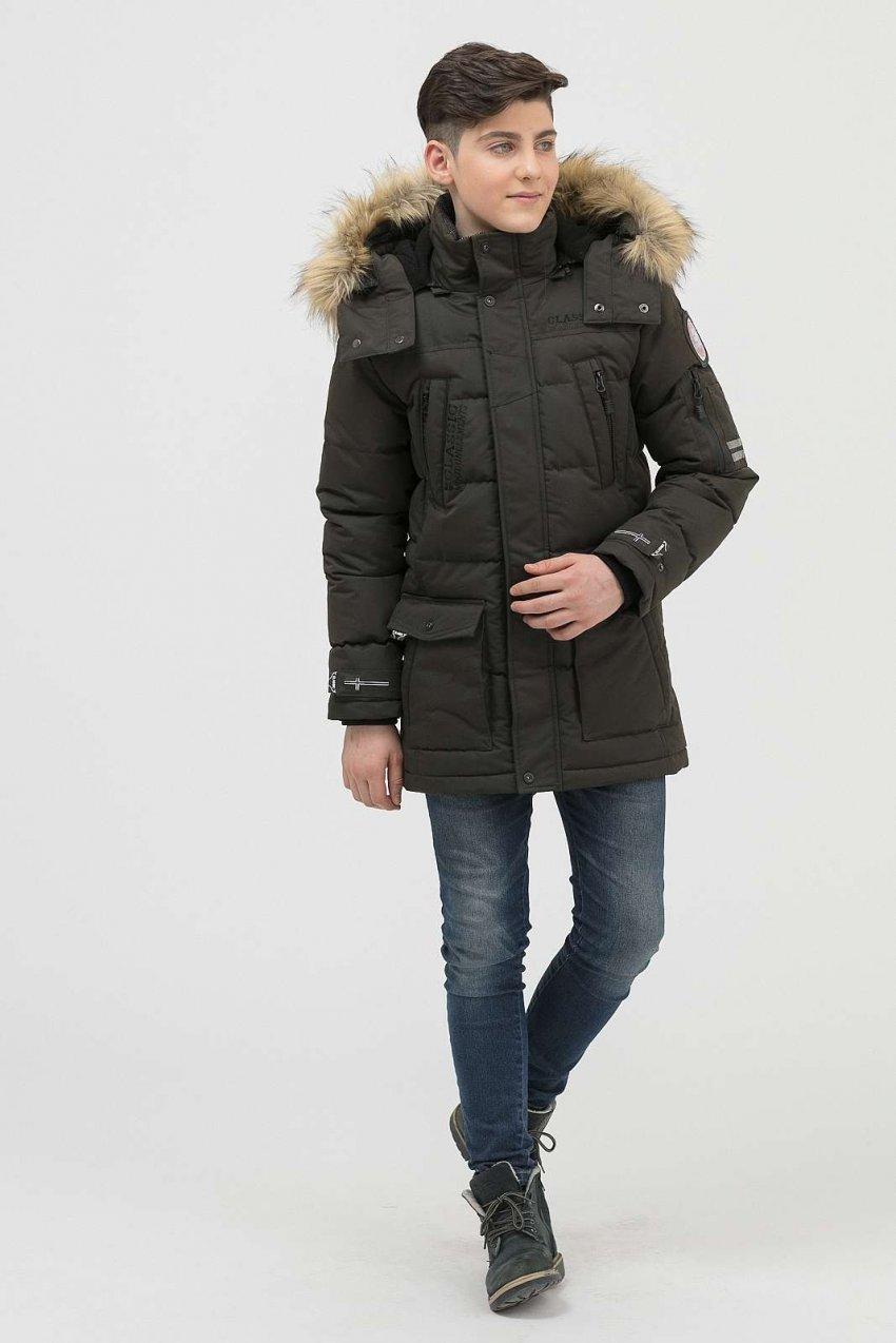 ТОП 10 зимних курток для подростков