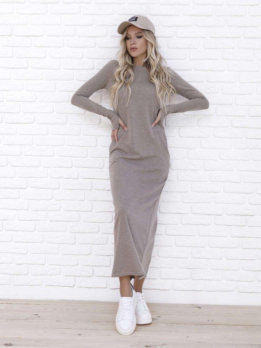 Трикотажные платья. Рейтинг лучших предложений