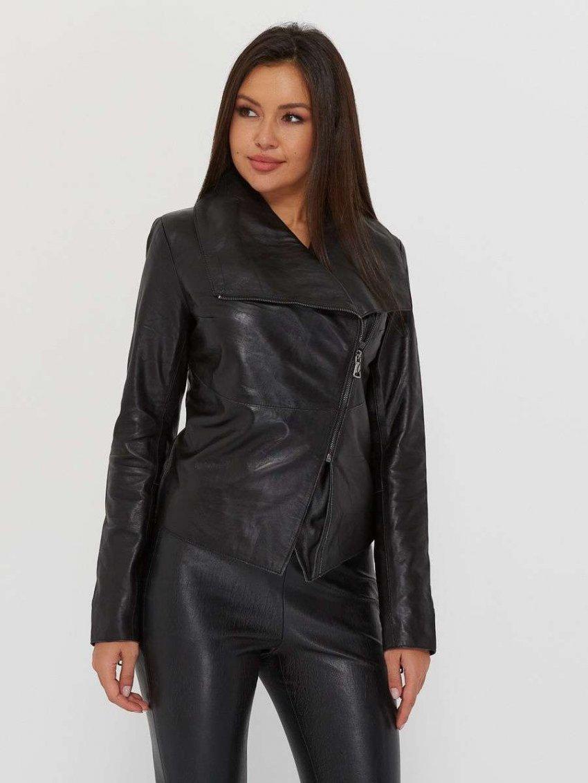 ТОП 5 лучших женских курток косух