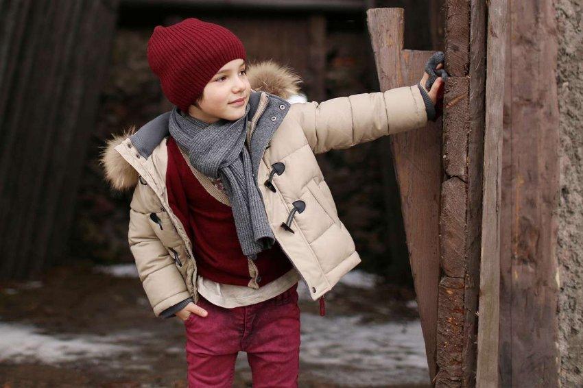 ТОП 10 детских утепленных курток