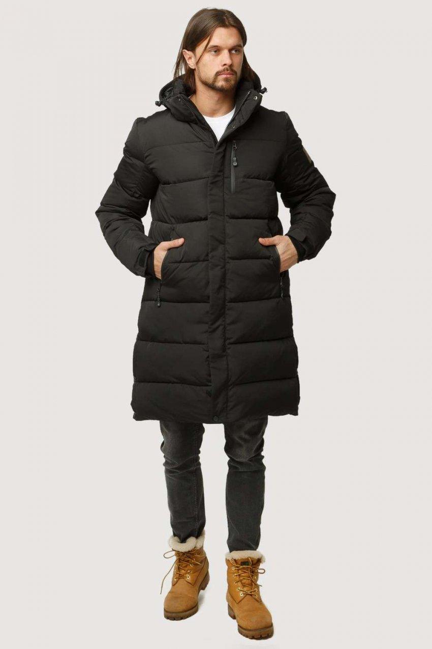 ТОП 10 зимних мужских удлиненных курток