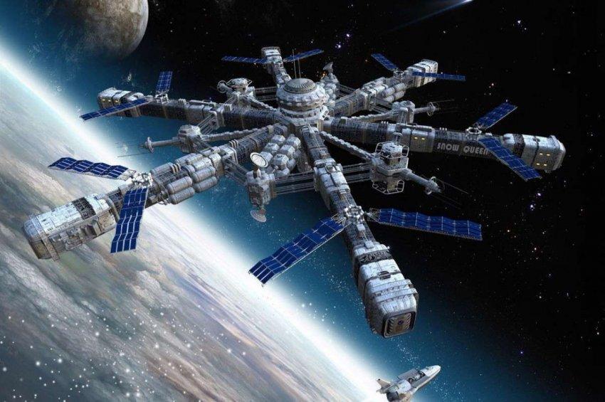 Космические фабрики: будущее или слепой путь индустриальной эволюции?