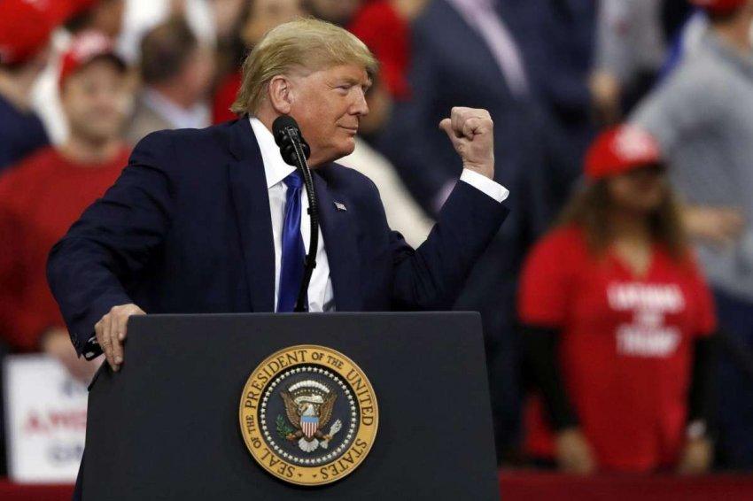 Внешнеполитическое наследие, которое Дональд Трамп оставил Джо Байдену