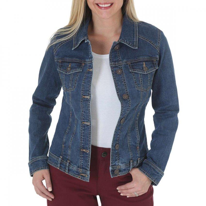Лучшие женские куртки из хлопка. Топ 10
