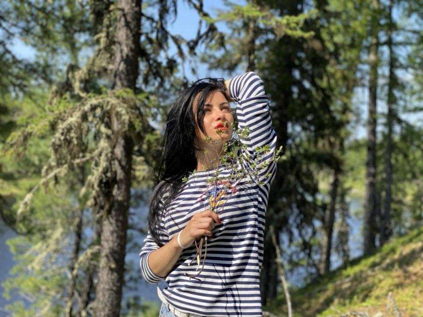 Певица Тамара Кутидзе поделилась своими впечатлениями о путешествии по тайге
