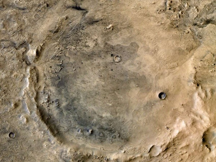 Марсоход НАСА Perseverance совершит посадку на Красную планету менее чем через 100 дней