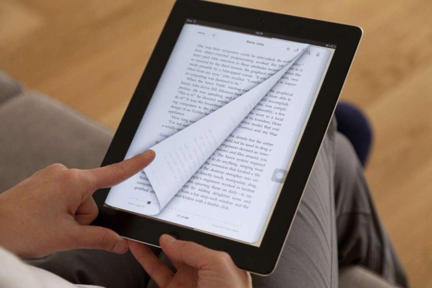 ТОП 10 лучших электронных книг