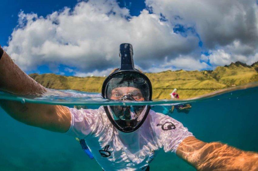 ТОП 10 лучших масок для плавания