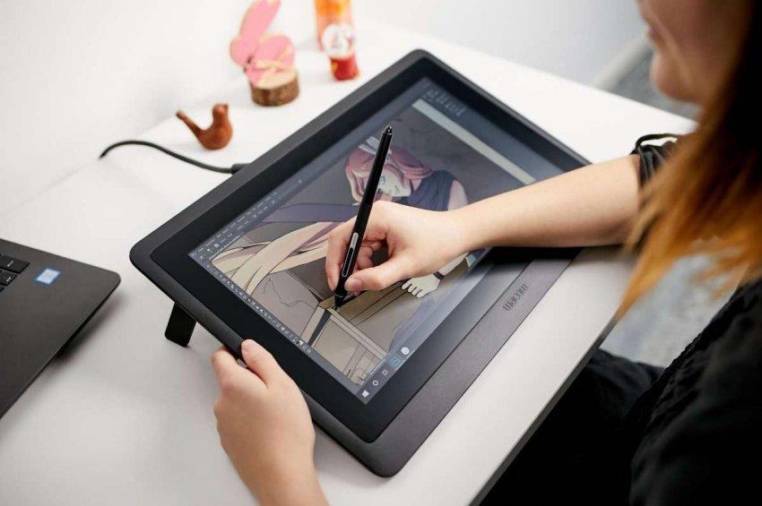 ТОП 10 лучших графических планшетов