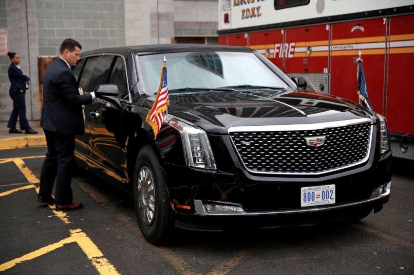 Любопытство: что представляет собой автобункер президента США?