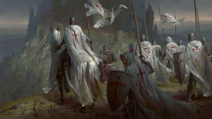 Мифическое сокровище тамплиеров: действительно ли рыцари спрятали его в замке Вевержи?