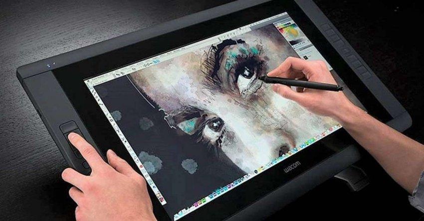 Топ 10 графических планшетов с экраном для рисования