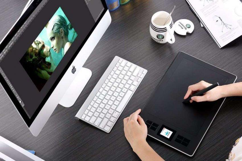 ТОП-5 лучших графических планшетов для начинающих