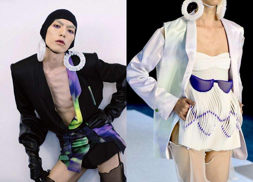 Одежда из переработанных материалов ослепила Шанхайскую неделю моды