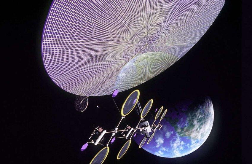 Солнечные электростанции в космосе могут удовлетворить наши потребности в энергии