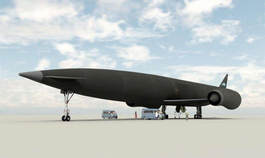 Космический корабль будущего Skylon: новый двигатель значительно облегчит космические путешествия