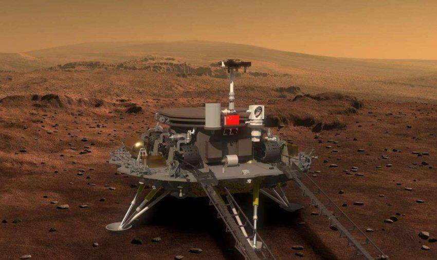 Чанъэ 5: Китай запустила миссию по возвращению образцов, собранных на Луне