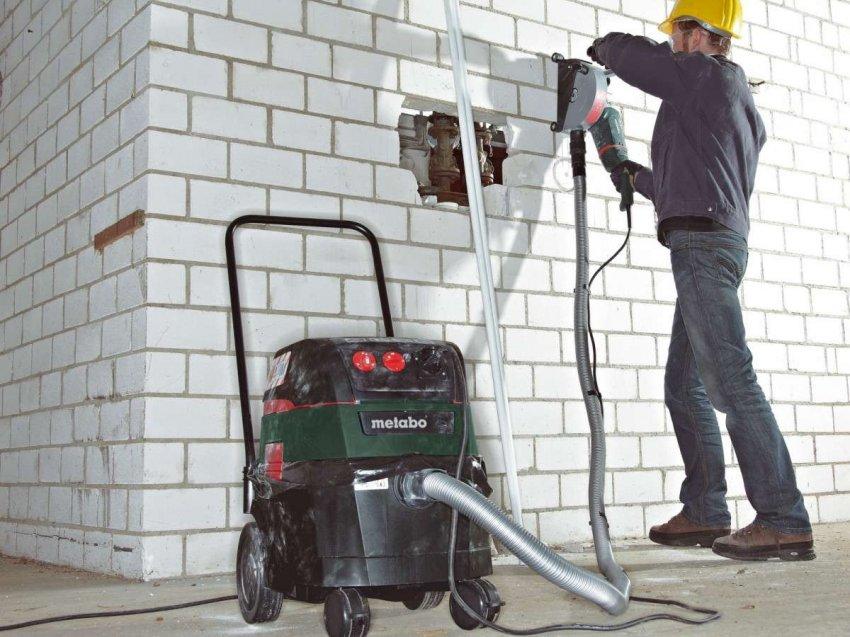 Рейтинг строительных пылесосов для штробореза