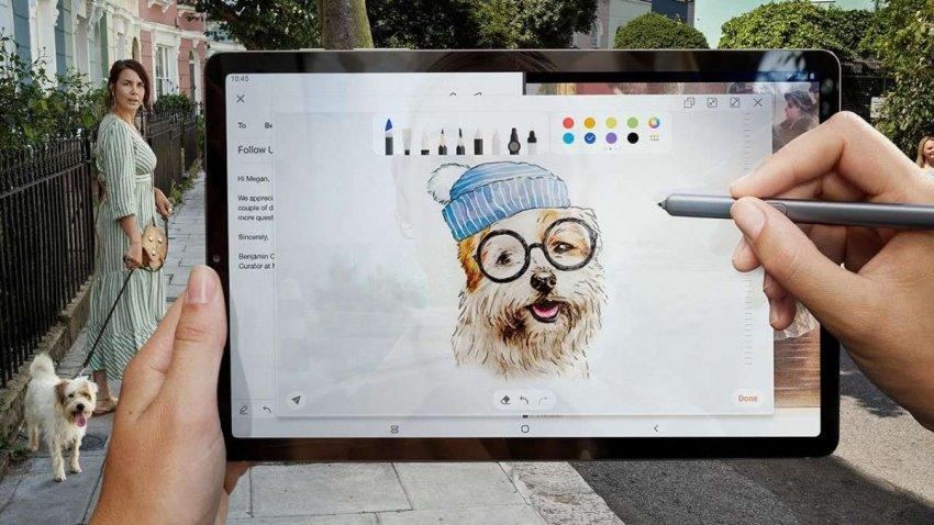 Обзор планшетов со стилусом