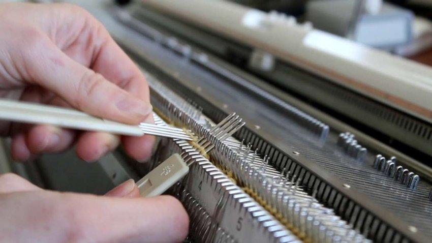 ТОП машин для вязания