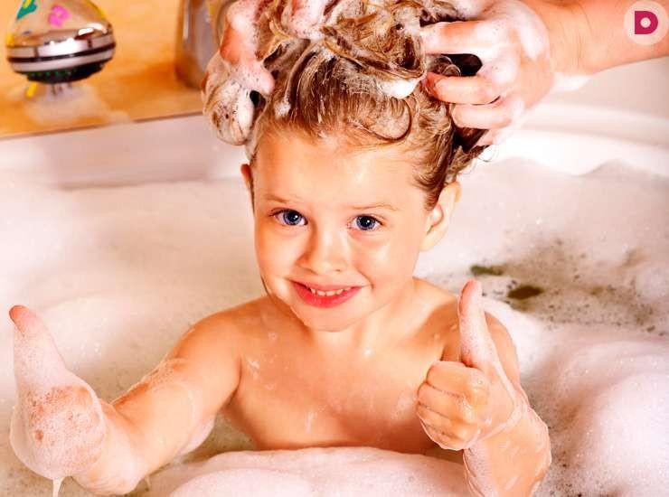 Рейтинг 10 лучших шампуней для детей