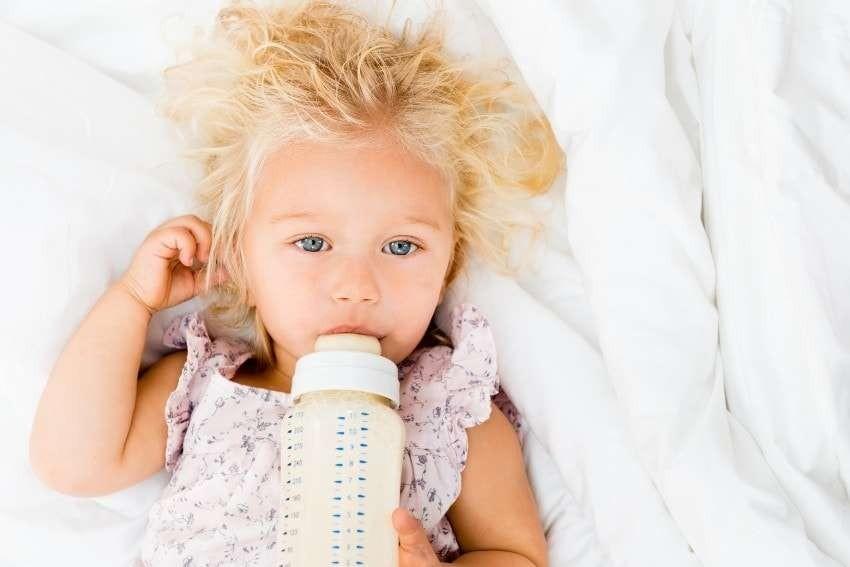 ТОП-10 гипоаллергенных смесей для малышей