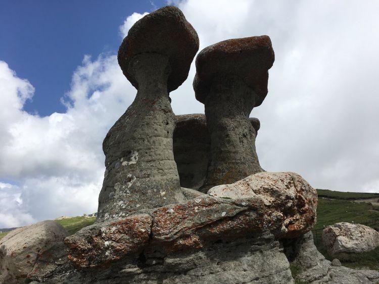 Сфинкс, лечение от болезней и туннели пришельцев: Паранормальные тайны гор Бучеджи в Румынии - Паранормальные новости
