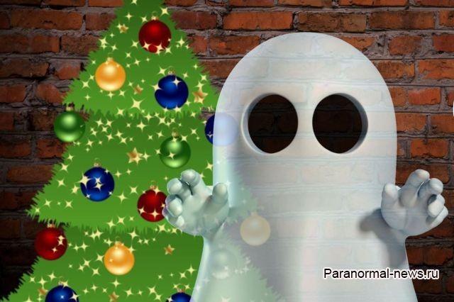 Куда поехать, если хотите увидеть призраков, появляющихся лишь на Рождество - Паранормальные новости