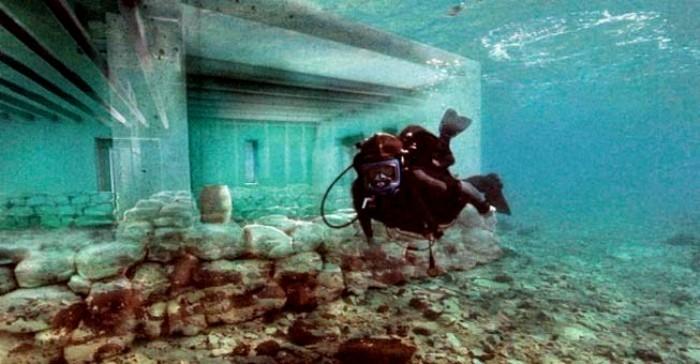 Древние города, которые реально оказались затопленными